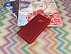 Samsung Galaxy Note 9 Mat Kırmızı Silikon Kılıf - Resim 2