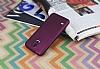 Samsung Galaxy S5 Mat Mürdüm Silikon Kılıf - Resim 2