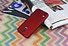Samsung Galaxy S5 Mat Kırmızı Silikon Kılıf - Resim 2