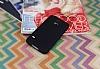 Samsung Galaxy S5 Mat Siyah Silikon Kılıf - Resim 1
