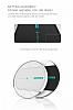 Nillkin Magic Disk II Samsung Galaxy S6 Edge Plus Beyaz Kablosuz Şarj Cihazı - Resim 3