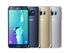 Samsung Galaxy S6 Edge Plus Orjinal Glossy Cover Gold Aynalı Kılıf - Resim 4