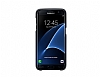 Samsung Galaxy S7 Edge Orjnal Siyah Lens Kılıf - Resim 4