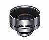 Samsung Galaxy S7 Edge Orjnal Siyah Lens Kılıf - Resim 1