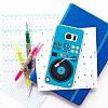 Samsung Galaxy S7 Edge Urban DJ Kılıf - Resim 1