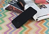 Samsung Galaxy S8 360 Derece Koruma Likit Siyah Silikon Kılıf - Resim 2