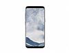 Samsung Galaxy S8 Orjinal Clear Cover Silver Rubber Kılıf - Resim 4