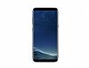 Samsung Galaxy S8 Orjinal Clear Cover Siyah Rubber Kılıf - Resim 3