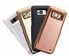 Samsung Galaxy S8 Plus 6500 mAh Siyah Bataryalı Kılıf - Resim 7