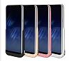 Samsung Galaxy S8 Plus 6500 mAh Siyah Bataryalı Kılıf - Resim 6