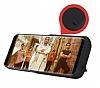 Samsung Galaxy S8 Plus 6500 mAh Siyah Bataryalı Kılıf - Resim 4