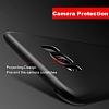 Samsung Galaxy S8 Plus Mat Kırmızı Silikon Kılıf - Resim 2