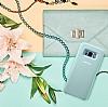Samsung Galaxy S8 Plus Orjinal Mavi Silikon Kılıf - Resim 1