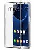 Samsung Galaxy S8 Plus Şeffaf Kristal Kılıf - Resim 1