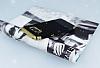 Samsung Galaxy S8 Simli Deri Siyah Silikon Kılıf - Resim 2