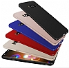 Samsung Galaxy S8 Tam Kenar Koruma Kırmızı Rubber Kılıf - Resim 8