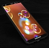Samsung Galaxy S8 Tam Kenar Koruma Gold Rubber Kılıf - Resim 5