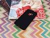 Samsung Galaxy S9 Mat Siyah Silikon Kılıf - Resim 1