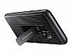 Samsung Galaxy S9 Orijinal Standlı Siyah Kılıf - Resim 7