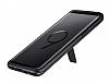 Samsung Galaxy S9 Orijinal Standlı Siyah Kılıf - Resim 5