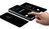 Samsung Galaxy S9 Orjinal Clear View Uyku Modlu Standlı Gold Kılıf - Resim 2