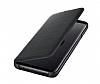 Samsung Galaxy S9 Orjinal Led View Cover Siyah Kılıf - Resim 5