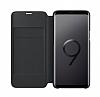 Samsung Galaxy S9 Orjinal Led View Cover Siyah Kılıf - Resim 4