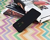 Samsung Galaxy S9 Plus Mat Siyah Silikon Kılıf - Resim 1