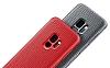 Samsung Galaxy S9 Orijinal Hyperknit Gri Kılıf - Resim 2