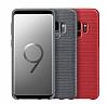 Samsung Galaxy S9 Orijinal Hyperknit Kırmızı Kılıf - Resim 6