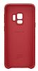 Samsung Galaxy S9 Orijinal Hiperknit Kırmızı Kılıf - Resim 1