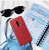 Samsung Galaxy S9 Plus Orijinal Hyperknit Kırmızı Kılıf - Resim 1