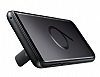 Samsung Galaxy S9 Plus Orijinal Standlı Siyah Kılıf - Resim 8