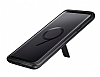 Samsung Galaxy S9 Plus Orijinal Standlı Siyah Kılıf - Resim 7