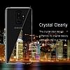 Samsung Galaxy S9 Plus Ultra İnce Şeffaf Siyah Silikon Kılıf - Resim 2