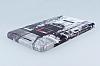 Samsung Galaxy Tab 3 Lite 7.0 Taksim Silikon Kılıf - Resim 2