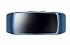 Samsung Gear Fit 2 Orijinal Mavi Akıllı Saat Büyük Kayış - Resim 1