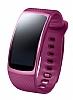 Samsung Gear Fit 2 Orijinal Pembe Akıllı Saat Büyük Kayış - Resim 3