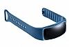 Samsung Gear Fit 2 Orijinal Mavi Akıllı Saat Büyük Kayış - Resim 3