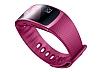 Samsung Gear Fit 2 Orijinal Pembe Akıllı Saat Büyük Kayış - Resim 2