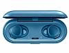 Samsung Gear Icon X Orjinal Mavi Kablosuz Kulaklık - Resim 4