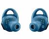 Samsung Gear Icon X Orjinal Mavi Kablosuz Kulaklık - Resim 2