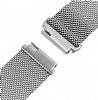 Samsung Gear S3 Frontier Siyah Metal Kordon - Resim 3