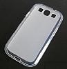 Samsung i9300 Galaxy S3 Şeffaf Silikon Kılıf