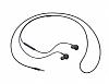 Samsung IG955 Orjinal Mikrofonlu Kulakiçi Siyah Kulaklık - Resim 4