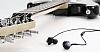 Samsung IG955 Orjinal Mikrofonlu Kulakiçi Siyah Kulaklık - Resim 7