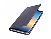 Samsung Galaxy Note 8 Orjinal Led View Cover Mor Kılıf - Resim 1