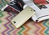 Samsung N7100 Galaxy Note 2 Mat Gold Silikon Kılıf - Resim 2
