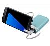 Samsung Taşınabilir Mavi Şarj Cihazı 5100 mAh Kettle Tasarım EB-PA510BLEGWW - Resim 11