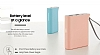 Samsung Taşınabilir Mavi Şarj Cihazı 5100 mAh Kettle Tasarım EB-PA510BLEGWW - Resim 1
